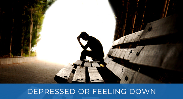 Depressed or Feeling Down Counseling