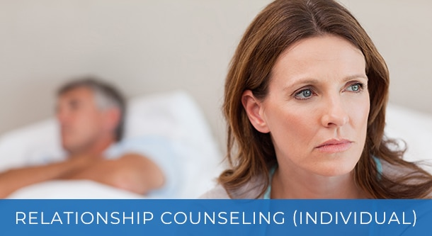Relationship Counseling (Individual)